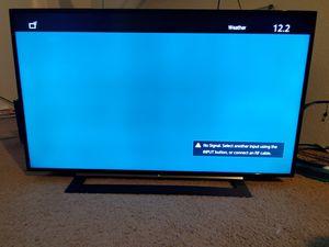 Sony KDL40R380B 40-Inch 1080p 60Hz LED TV (Black) for Sale in Mesa, AZ