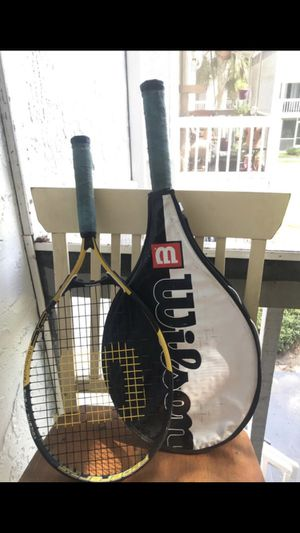 Tennis rackets for Sale in Maitland, FL