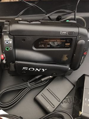 Sony Hi-8 Camcorder for Sale in Melbourne, FL