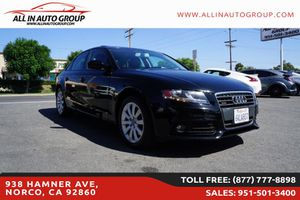 2012 Audi A4 for Sale in Norco, CA
