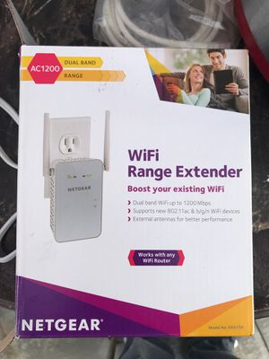 WiFi extender for Sale in Riverside, CA