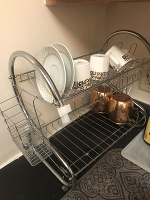 Kitchen stainless steel stand - 22$ for Sale in Jersey City, NJ