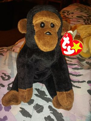 Congo, TY beanie baby. for Sale in Columbus, OH