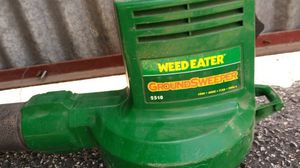 Weed Eater Barracuda Electric 195 Mph Super Leaf Blower Mulching Vac 2595 for Sale in Kirby, TX