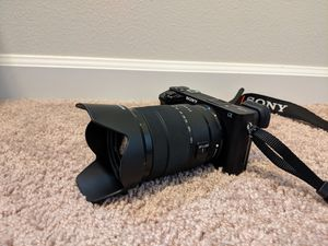 Sony a6500 Kit for Sale in Edgewood, WA