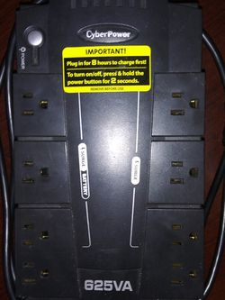 Battery Back Up Surge Protector for Sale in Puyallup,  WA