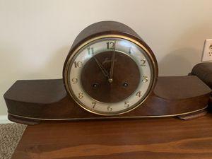 2 Antique Mantel Clocks from Germany for Sale in Alpharetta, GA