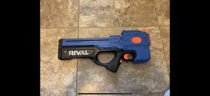 Nerf rival gun for Sale in Gilbert, AZ