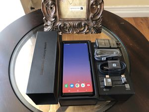 SAMSUNG GALAXY NOTE9 128GB FACTORY UNLOCKED EXCELLENT CONDITION for Sale in Chicago, IL