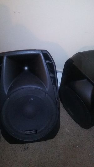 Edison Professional Act (1505-2500) Speaker for Sale in Federal Way, WA