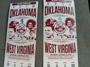 OU TICKETS for Sale in Norman, OK