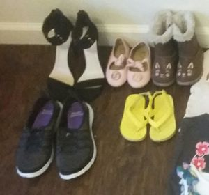 Shoes Take All For $10 for Sale in Sanger, CA
