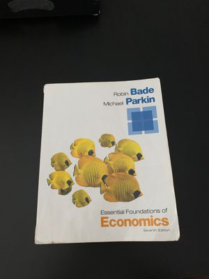 Essential foundations of Economics 7th edition looseleaf text (no access code) for Sale in Palm Harbor, FL