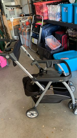 """Chicco KeyFit Caddy """"pop up"""" stroller for Sale in Boise, ID"""