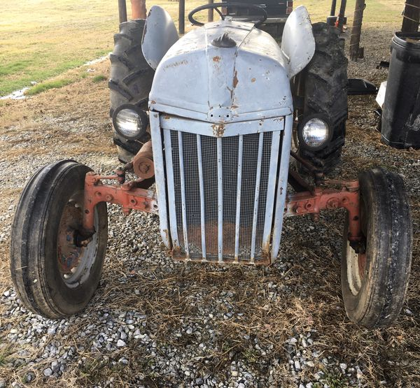 Ford 9N Tractor