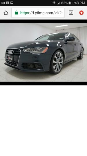 2012 audi a6 parts for Sale in Philadelphia, PA