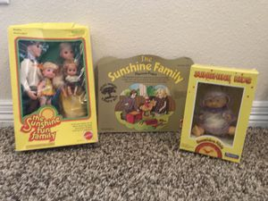 Sunshine fun family doll lot for Sale in Vancouver, WA