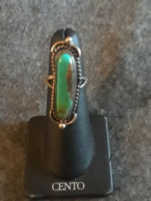 Sterling silver vintage Turquoise Ring for Sale in Grand Ledge, MI