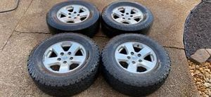 OEM Dodge Ram 17in Rims for Sale in Mineral Wells, MS