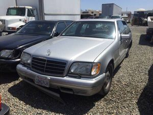1997 & 1999 MERCEDES S500 PARTS for Sale in San Diego, CA