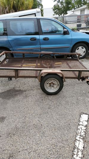 Utility trailer forsale for Sale in St. Petersburg, FL