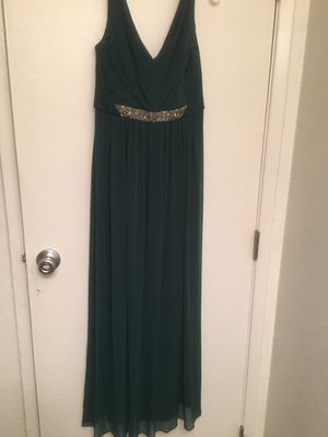 David's Bridal Dress Size 12 for Sale in Phoenix, AZ