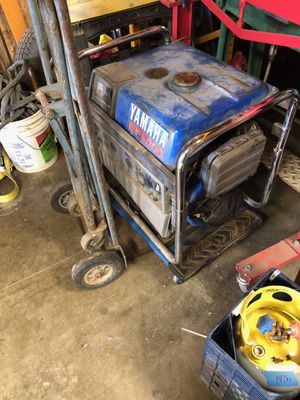 YAMAHA Generator EF6000 for Sale in Bakersfield, CA