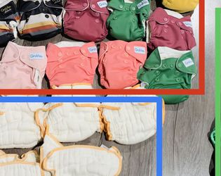 Grovia newborn Cloth Diaper for Sale in Harbor City, CA