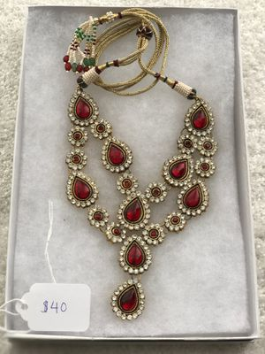 Bridal costume jewelry set for Sale in Clarksburg, MD