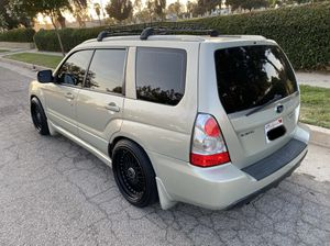 07 Subaru Forester XT turbo 4x4 automatic clean tile nothing wrong for Sale in San Bernardino, CA
