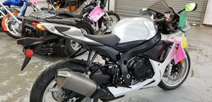 2018 Suzuki gsxr600 with 4 miles! Do not miss it for Sale in Mesa, AZ