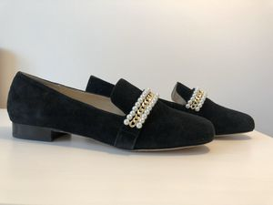 Betty Muller Black Suede Loafer Size 39 for Sale in Rockville, MD