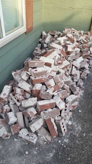 Free brick for Sale in Normandy Park, WA
