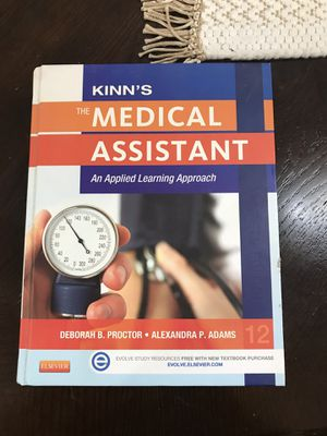 Medical assistant books for Sale in Union, NJ