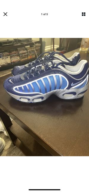 Nike Air Max Tailwind IV Blue Void/University Blue Men's Size 6 AQ2567-401 NEW for Sale in Columbus, OH