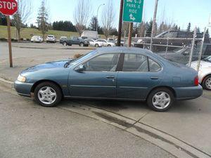 2001 Nissan Altima for Sale in Everett, WA