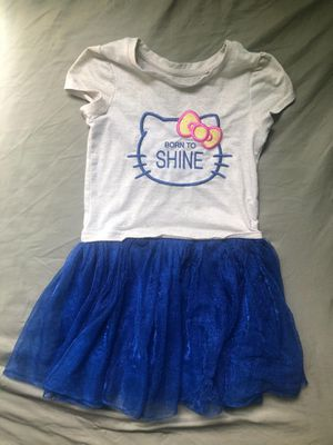 Size 5 hello Kitty dress for Sale in Los Angeles, CA