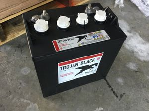 Golf Cart Battery - Trojan 8VBLK 8 Volt Battery Fits Club Car EZGO Yamaha and More - Great For RV and Solar - Free Local Delivery!!! for Sale in Ontario, CA