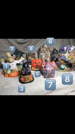 Halloween things. More soon for Sale in Grosse Pointe Woods, MI