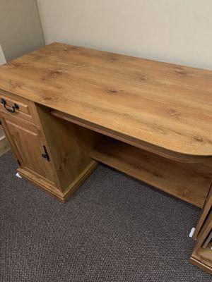 Beautiful solid oak desk for Sale in Erie, PA
