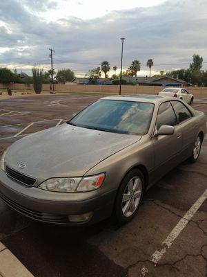 Toyota lexus 99 ES 300 for Sale in Mesa, AZ