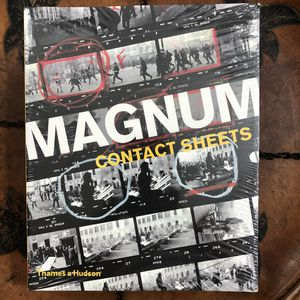 Magnum Contact Sheets Book for Sale in Seminole, FL