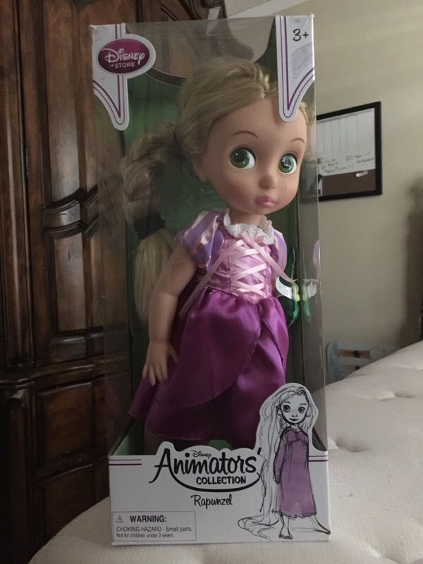 Disney's Rapunzel Doll (Like New)