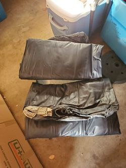 2 Full Size Blow Up Air Mattresses Camping $30 For Both for Sale in San Diego,  CA