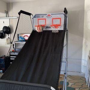 Lifetime Double Shot Indoor Basketball Hoop for Sale in Oceanside, CA