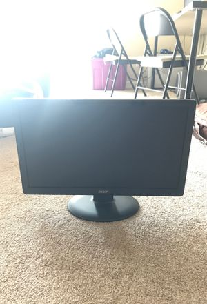 Acer Monitor for Sale in Beaverton, OR