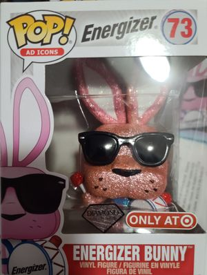 Funko Pop Ad Icons: Energizer Bunny Diamond Edition Target Exclusive for Sale in Cutler, CA