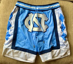Rare Just Don X Air Jordan UNC Shorts for Sale in Carrboro, NC