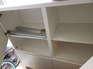 2 wall hanging or floor book shelves from IKEA for Sale in Orlando, FL