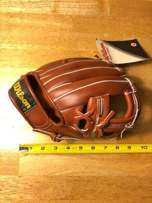 Wilson Fielder's Baseball Glove George Brett Youth Model (never used). Tags still attached for Sale in Monterey Park, CA